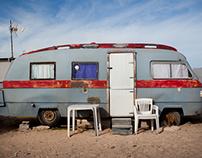 Photography - Caravans & desert