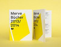 Redesign Merve Verlag Berlin