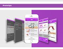 UPS! Tienda mobile de productos personalizados