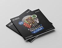 Grilled Food Brochure