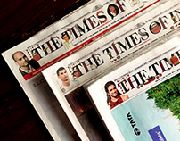 The Times Of India - Navratri Masthead