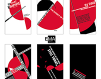 In That Empire. Constructivism. Layout and Prints.