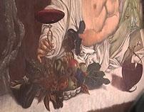 anamorphic Bacchus