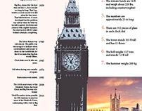 Elizabethan Tower Tri-Fold
