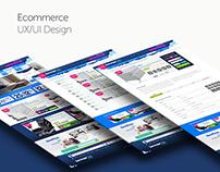 Ecommerce UX/UI Design