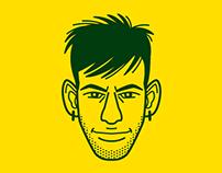 Caras da Copa 2014