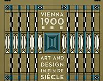 Vienna 1900- Exhibition Art Poster