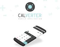 CALVERTER - Calculator+Converter App