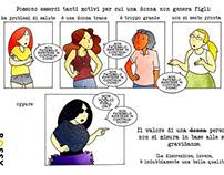 Strisce e vignette - Comic strips (ITA) 2016-17