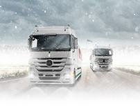 JoPetrol Diesel Campaign | Winter 2018