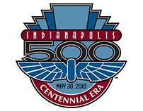 2010 Indianapolis 500 Event Logo