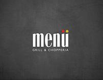 Menu - Gril & Chopperia