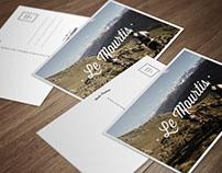 Carte postale Le Mourtis