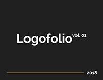Logofolio 2018 - Vol. 01 | Branding, Corporate Identity