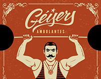 Geisers - CD Design