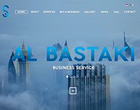 Al Bastaki: Web Design Study