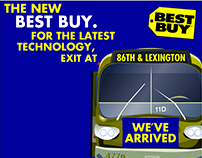 Best Buy – Roll Like a New Yorker Campaign
