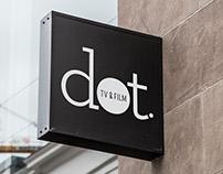 'Dot TV & Film' - Logo