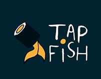 TapFish mobile game UX-UI presentation