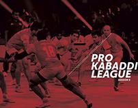 Pro Kabaddi League Campaign