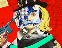 Collage Artwork 181-189