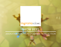 Mypromovideos show reel