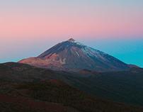 Sunrise at Volcano