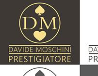 Logo DM prestigiatore