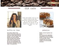website voor GLR cafe