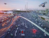 Daimler - Future Scenarios - Logistics 2036