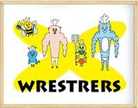 WRESTRERS