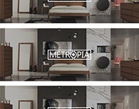 Grafic progect for Metropia London