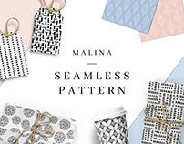 MALINA 20 Seamless Pattern