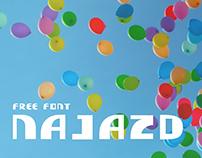 najazd_FREE FONT