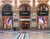 STEFANEL - STORE WINDOWS