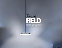 Spectral Lighting - Field : Modular Lighting System