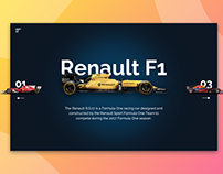 Renault F1 Showcase