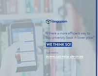 Congopam Website Design