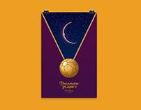 Poster Planeta del Tesoro