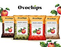 Dried fruits packaging | rebrand logo
