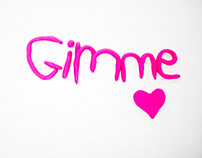 'Gimme Love' Stop-Motion Video