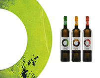 Agris Winery Visual Identity