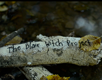"""""""The Blair Witch Project"""" Opening title sequence"""