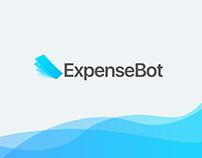 ExpenseBot - UI/UX Mobile App
