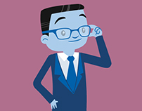 Metropolitan Insurance Game Animation Cycles