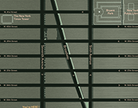 Way finding System - Garment District