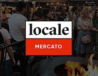 Brand identity: Mercato Locale