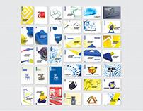 Experimental Poster Designs