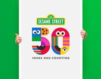 Sesame Street 50th