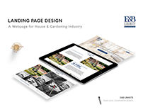Landing/Squeeze Page Design